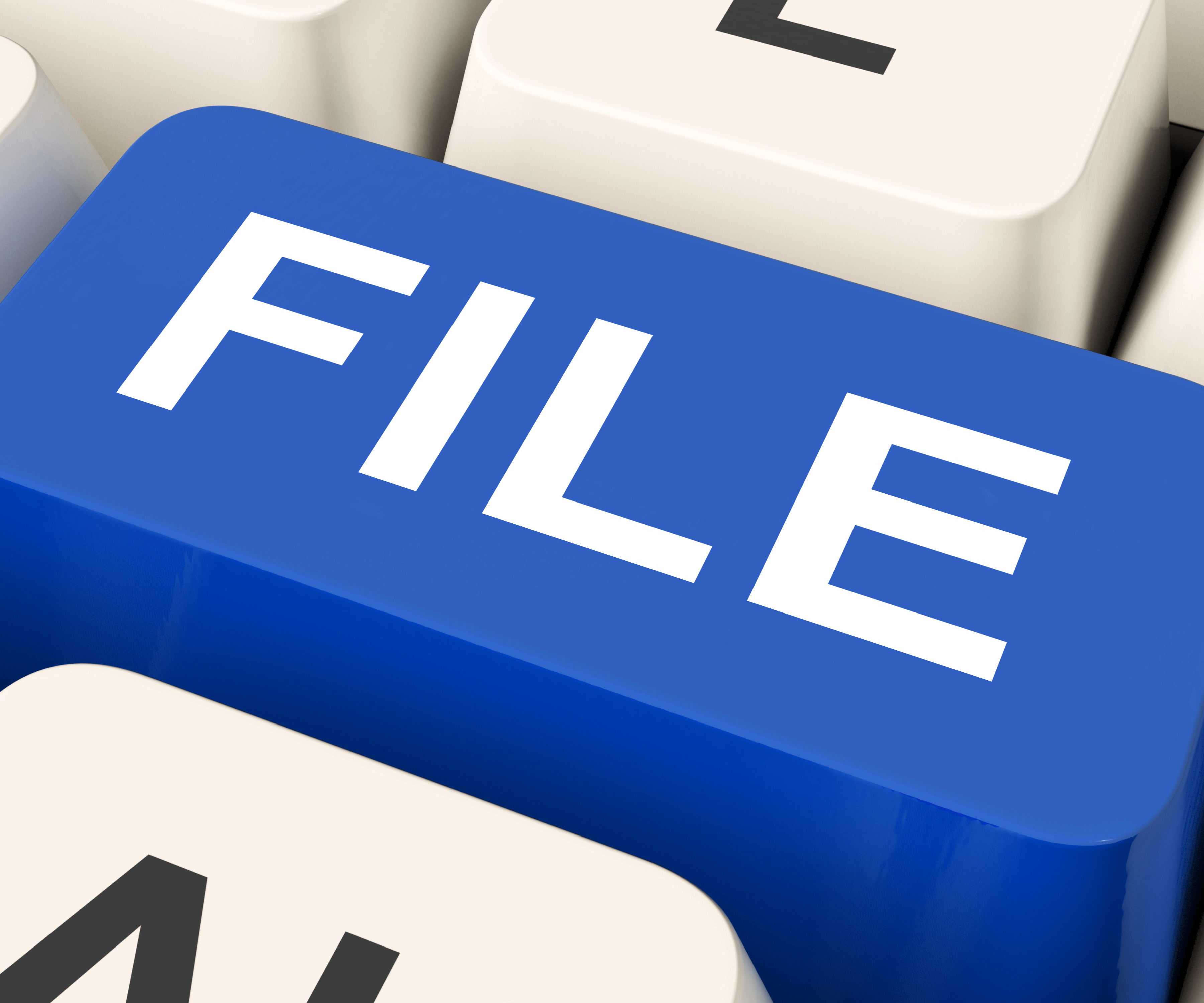 file electonically